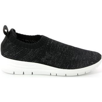 Παπούτσια Γυναίκα Χαμηλά Sneakers Grunland SC4434 Μαύρος
