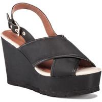 Παπούτσια Γυναίκα Σανδάλια / Πέδιλα Lumberjack SW57906 001 M14 Μαύρος