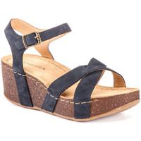 Παπούτσια Γυναίκα Σανδάλια / Πέδιλα Lumberjack SW63106 001 D01 Μπλε