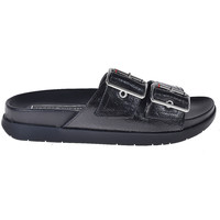 Παπούτσια Γυναίκα Τσόκαρα Tommy Hilfiger FW0FW03805 Μαύρος