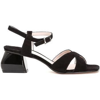 Παπούτσια Γυναίκα Σανδάλια / Πέδιλα Café Noir ME571 Μαύρος