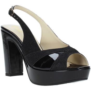 Παπούτσια Γυναίκα Σανδάλια / Πέδιλα Grace Shoes JN 093 Μαύρος