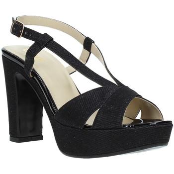 Παπούτσια Γυναίκα Σανδάλια / Πέδιλα Grace Shoes JN 122 Μαύρος