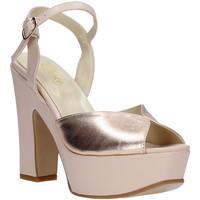 Παπούτσια Γυναίκα Σανδάλια / Πέδιλα Grace Shoes TQ 074 Ροζ