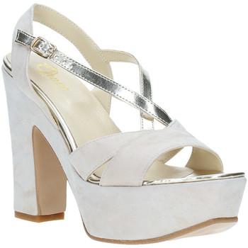 Παπούτσια Γυναίκα Σανδάλια / Πέδιλα Grace Shoes TQ 126 Μπεζ