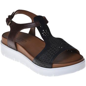 Παπούτσια Γυναίκα Σανδάλια / Πέδιλα Bueno Shoes N3403 Μαύρος