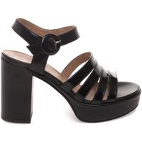 Παπούτσια Γυναίκα Σανδάλια / Πέδιλα Janet Sport 43875 Μαύρος