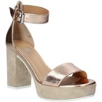 Παπούτσια Γυναίκα Σανδάλια / Πέδιλα Janet Sport 43885 Ροζ