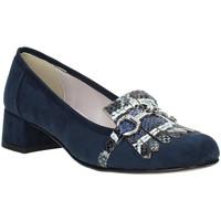 Παπούτσια Γυναίκα Μοκασσίνια Grace Shoes 171002 Μπλε