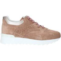 Παπούτσια Γυναίκα Ψηλά Sneakers Triver Flight 198-10B Ροζ