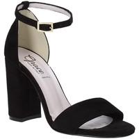 Παπούτσια Γυναίκα Σανδάλια / Πέδιλα Grace Shoes 018N001 Μαύρος