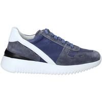 Παπούτσια Γυναίκα Χαμηλά Sneakers Triver Flight 101-02C Μπλε