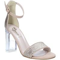 Παπούτσια Γυναίκα Σανδάλια / Πέδιλα Grace Shoes 018TR003 Μπεζ