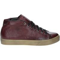 Παπούτσια Άνδρας Ψηλά Sneakers Exton 481 το κόκκινο