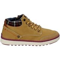 Παπούτσια Παιδί Ψηλά Sneakers Wrangler WJ17219 Κίτρινος