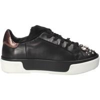 Παπούτσια Γυναίκα Χαμηλά Sneakers Janet Sport 42729 Μαύρος