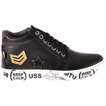 Παπούτσια Παιδί Ψηλά Sneakers Melania ME6033F8I.A Μαύρος