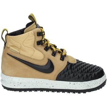 Παπούτσια Παιδί Ψηλά Sneakers Nike 922807 Κίτρινος