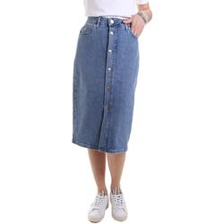 Υφασμάτινα Γυναίκα Φούστες Calvin Klein Jeans K20K202027 Μπλε