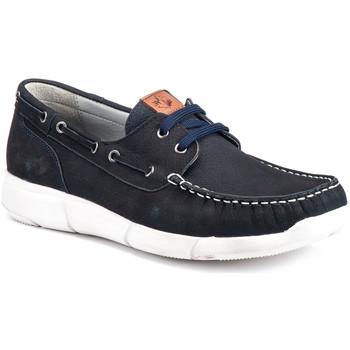 Παπούτσια Άνδρας Boat shoes Lumberjack SM59914 001 D01 Μπλε