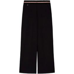 Υφασμάτινα Γυναίκα Παντελόνες / σαλβάρια NeroGiardini E060060D Μαύρος