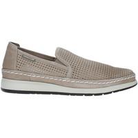 Παπούτσια Άνδρας Slip on Mephisto P5126474 Μπεζ