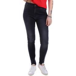 Υφασμάτινα Γυναίκα Skinny Τζιν  Calvin Klein Jeans J20J213157 Μαύρος