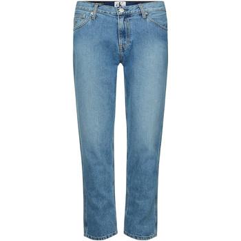 Υφασμάτινα Γυναίκα Skinny Τζιν  Calvin Klein Jeans J20J212767 Μπλε