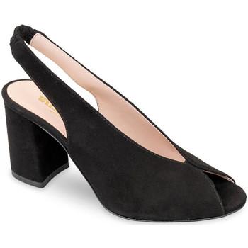 Παπούτσια Γυναίκα Σανδάλια / Πέδιλα Valleverde 29201 Μαύρος