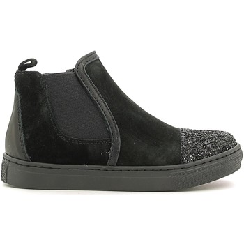 Παπούτσια Παιδί Ψηλά Sneakers Holalà HS050009L Μαύρος