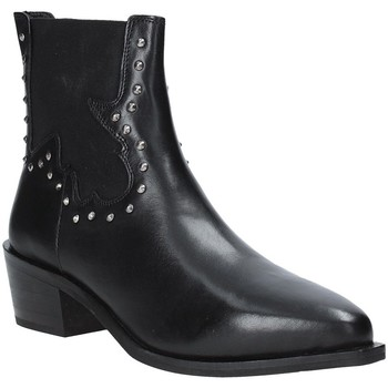 Παπούτσια Γυναίκα Μποτίνια Apepazza 9FCLM05 Μαύρος