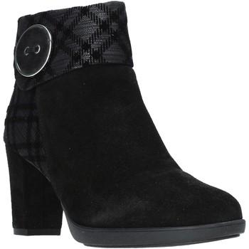 Παπούτσια Γυναίκα Μποτίνια The Flexx B652_35 Μαύρος