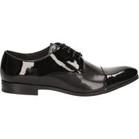Παπούτσια Άνδρας Richelieu Rogers 7186A Μαύρος