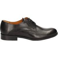 Παπούτσια Άνδρας Derby Rogers 9949A Μαύρος