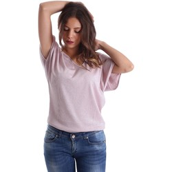 Υφασμάτινα Γυναίκα Μπλούζες Fornarina SE175J78JG01C5 Ροζ