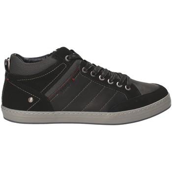 Παπούτσια Άνδρας Ψηλά Sneakers Wrangler WM172121 Μαύρος