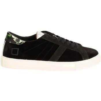 Παπούτσια Γυναίκα Ψηλά Sneakers Date W271-NW-VV-BK Μαύρος