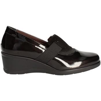 Παπούτσια Γυναίκα Μοκασσίνια Susimoda 862054 Μαύρος