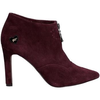 Παπούτσια Γυναίκα Χαμηλές Μπότες Fornarina PI18CA1024S072 Βιολέτα