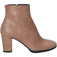 Παπούτσια Γυναίκα Μποτίνια Mally 3111 Ροζ