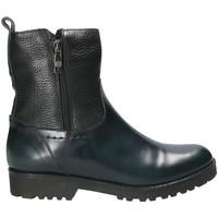 Παπούτσια Γυναίκα Μποτίνια Mally 4645SM Μαύρος