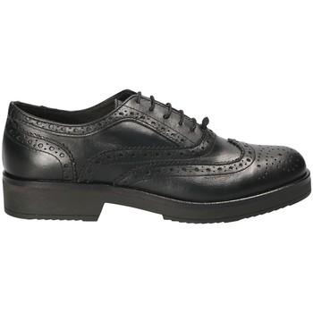 Παπούτσια Γυναίκα Richelieu Mally 4704S Μαύρος