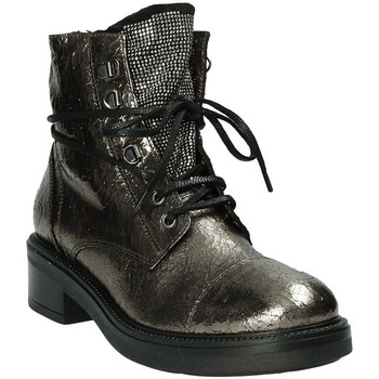 Παπούτσια Γυναίκα Μπότες Mally 6019M Γκρί