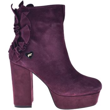 Παπούτσια Γυναίκα Μποτίνια Fornarina PI18MN1039S072 το κόκκινο