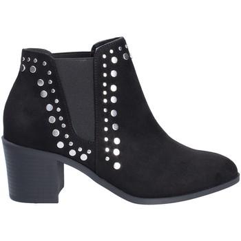 Παπούτσια Γυναίκα Μποτίνια Fornarina PI18KS1124S000 Μαύρος
