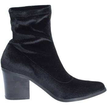Παπούτσια Γυναίκα Μποτίνια Fornarina PI18LI1126A000 Μαύρος