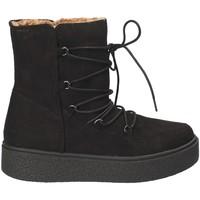 Παπούτσια Γυναίκα Snow boots Fornarina PI18TA1138T000 Μαύρος