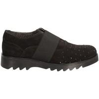 Παπούτσια Παιδί Μοκασσίνια Primigi 8220 Μαύρος