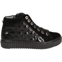 Παπούτσια Παιδί Ψηλά Sneakers Melania ME6073F7I.A Μαύρος