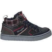 Παπούτσια Παιδί Ψηλά Sneakers Wrangler WJ17225 Μπλε